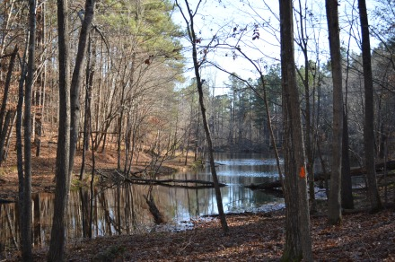 Foxcroft Lake would cease to exist under the quarry proposal.