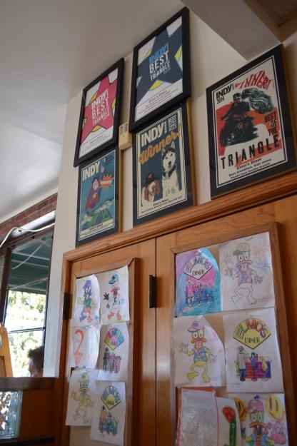 Scenes from Elmo's Diner