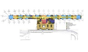 Current map of Terminal 2. Source: O'Brien Atkins